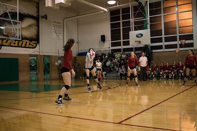 Volleyball - Varsity vs BA-58