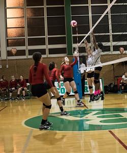 Volleyball - Varsity vs BA-74