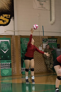 Volleyball - Varsity vs BA-52