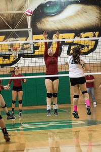 Volleyball - Varsity vs BA-28
