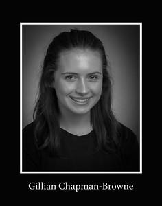 Gillian Chapman-Browne