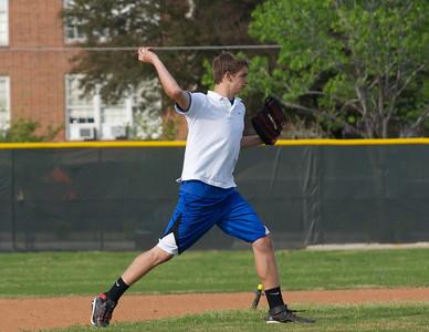 Baseball - JV PracticeR 34