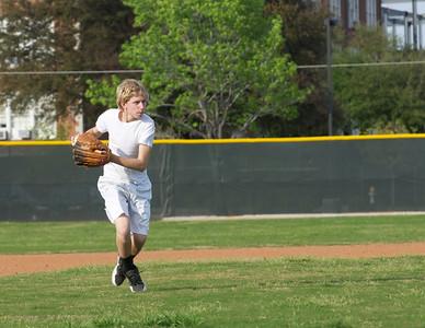 Baseball - JV PracticeR 49
