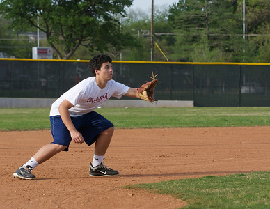 Baseball - JV PracticeR 32