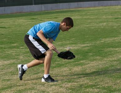 Baseball - JV PracticeR 29