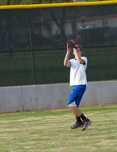 Baseball - JV PracticeR 22