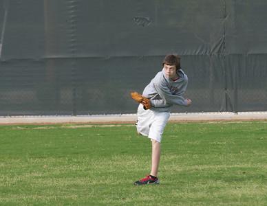 Baseball - JV PracticeR 18