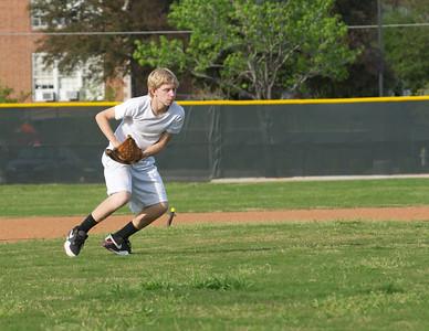 Baseball - JV PracticeR 48