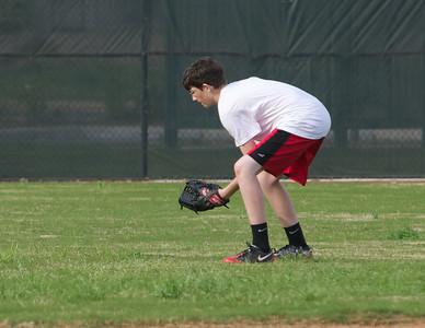 Baseball - JV PracticeR 11