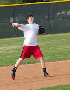Baseball - JV PracticeR 4