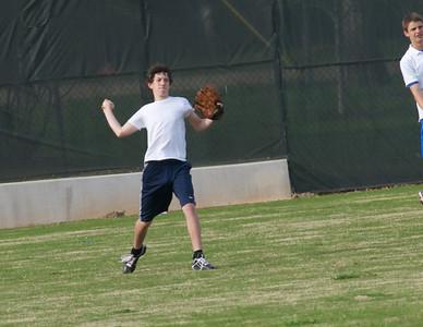 Baseball - JV PracticeR 10
