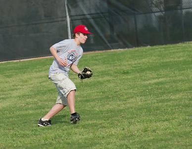 Baseball - JV PracticeR 25