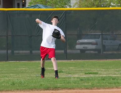 Baseball - JV PracticeR 12