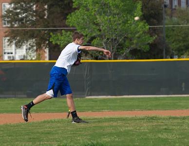 Baseball - JV PracticeR 35