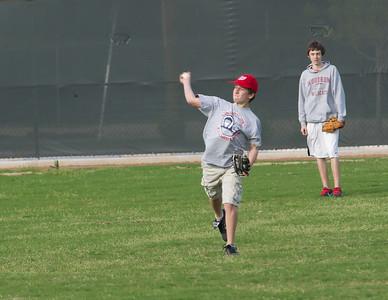Baseball - JV PracticeR 14