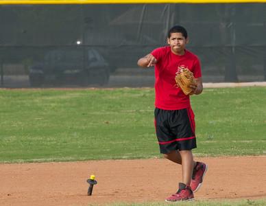 Baseball - JV PracticeR 7