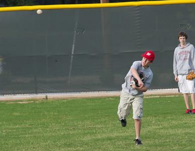 Baseball - JV PracticeR 15