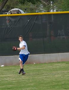 Baseball - JV PracticeR 9