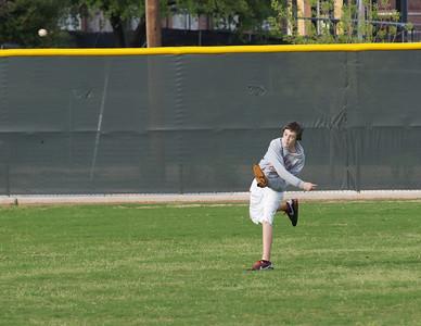 Baseball - JV PracticeR 17