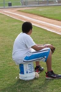 Baseball - JV PracticeR 2