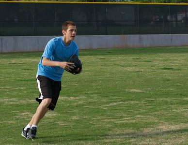 Baseball - JV PracticeR 28