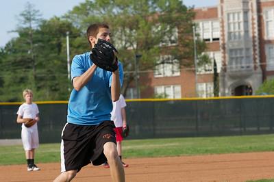 Baseball - JV PracticeR 41