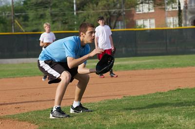 Baseball - JV PracticeR 37