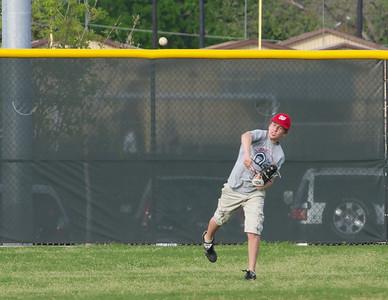 Baseball - JV PracticeR 13