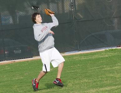 Baseball - JV PracticeR 26