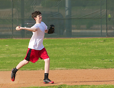 Baseball - JV PracticeR 1