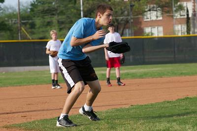 Baseball - JV PracticeR 39
