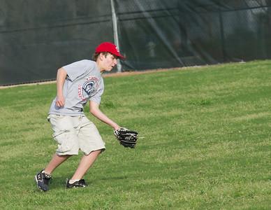 Baseball - JV PracticeR 24