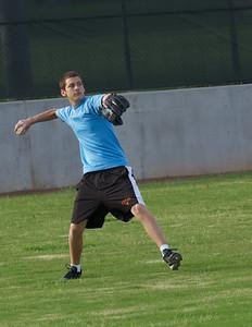 Baseball - JV PracticeR 6