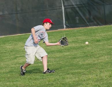 Baseball - JV PracticeR 23