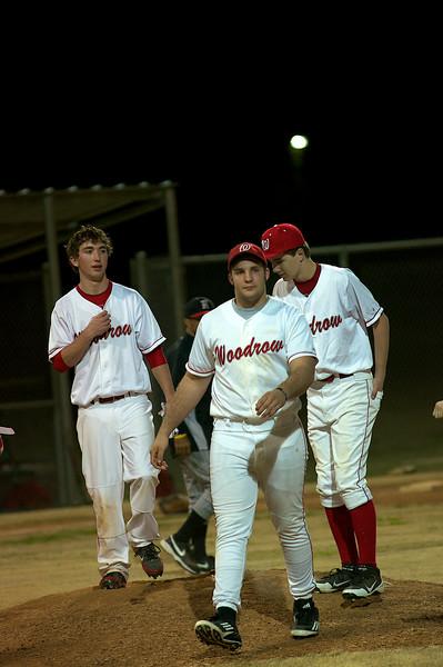Baseball Varsity 2012