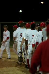 Baseball - Varsity vs Hillcrest 71
