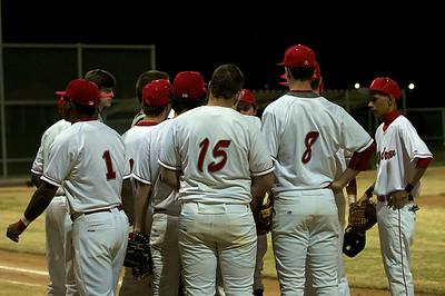 Baseball - Varsity vs Hillcrest 49