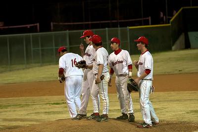 Baseball - Varsity vs Hillcrest 27