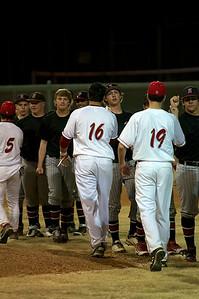 Baseball - Varsity vs Hillcrest 70