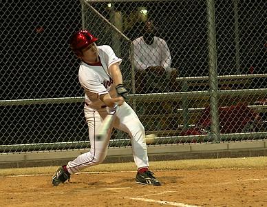 Baseball - Varsity vs Hillcrest 56