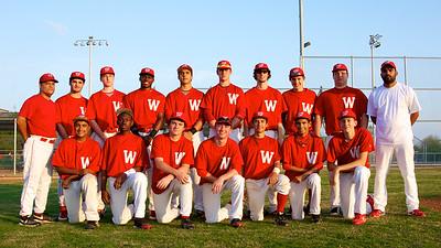 Varsity Team Picture 2 2012