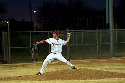 Baseball - Varsity vs Hillcrest 4