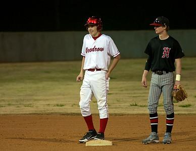 Baseball - Varsity vs Hillcrest 17