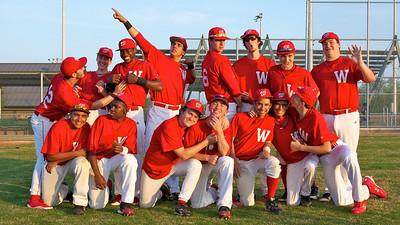 Varsity Team Pic 2012
