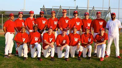 Varsity Team Picture 2012