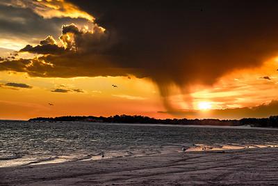 Lake Mac Sunset