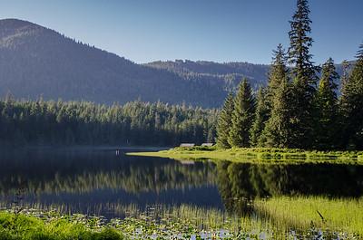 Ward Lake, AK