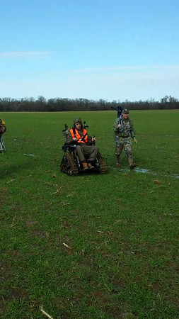 Woods Wheels & Waters Wounded Warrior Hunt