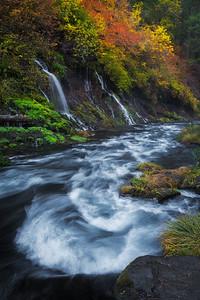 Mcarthur-Burney Falls State Park, CA