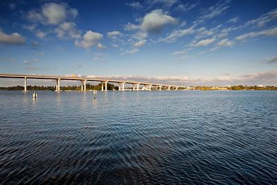 Merrill Barber Bridge and Seagull - November 30, 2011-6